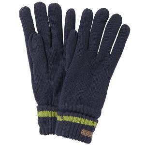 Перчатки TOM TAILOR. Цвет: трикотажный темно-синий