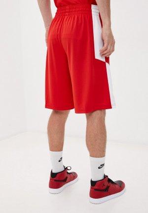 Шорты спортивные Nike M NK FRANCHISE SHORT. Цвет: красный