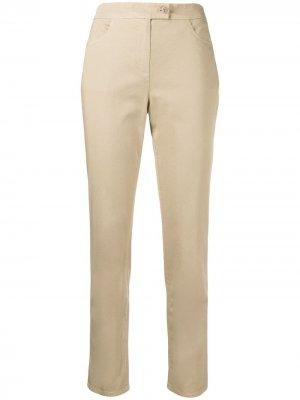 Укороченные брюки чинос Aspesi. Цвет: нейтральные цвета