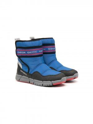 Ботинки Flexyper Abx Geox Kids. Цвет: синий