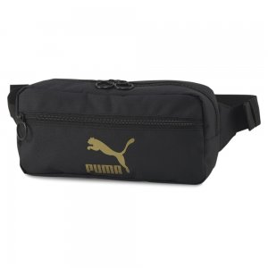 Сумка на пояс Originals Waist Bag PUMA. Цвет: черный