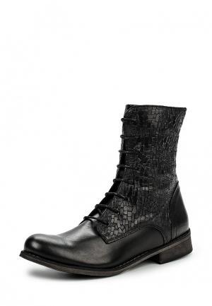 Ботинки Felmini FE020AWKKX29. Цвет: черный