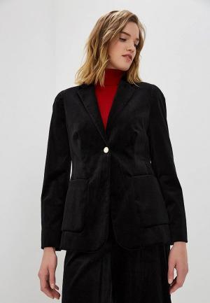 Пиджак Pennyblack. Цвет: черный