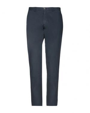 Повседневные брюки GALVANNI. Цвет: темно-синий