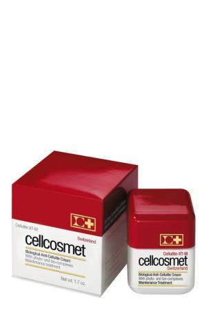 Антицеллюлитный крем Cellcosmet&Cellmen. Цвет: бесцветный