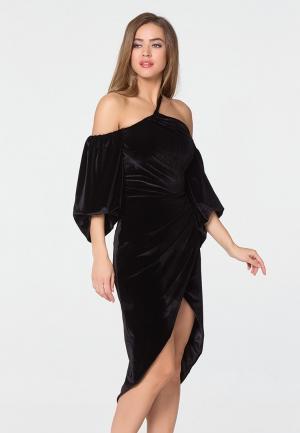 Платье LMP. Цвет: черный