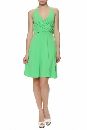 Платье Acasta. Цвет: зеленый