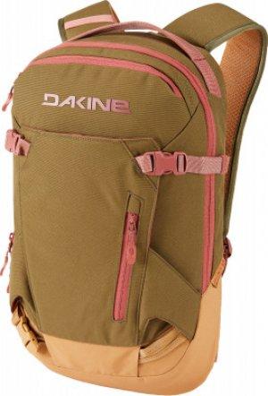 Рюкзак женский HELI PACK, 12 л Dakine. Цвет: коричневый
