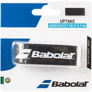 Намотка базовая Uptake Babolat. Цвет: черный