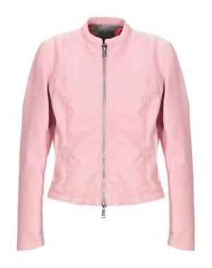 Куртка FREEDOMDAY. Цвет: розовый