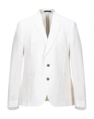 Пиджак PAUL SMITH. Цвет: белый