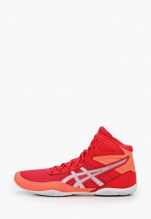 Борцовки ASICS MATFLEX 6. Цвет: красный