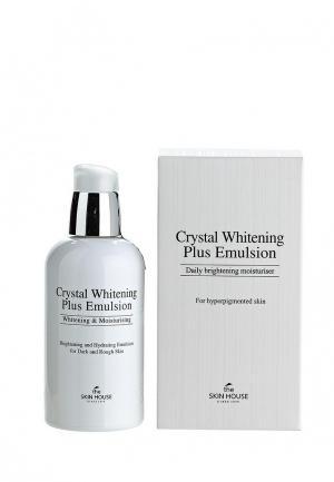 Эмульсия для лица The Skin House «Crystal Whitening Plus» 130 мл. Цвет: прозрачный