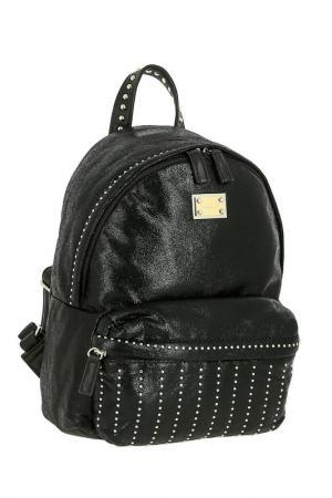 Сумка-рюкзак David Jones. Цвет: черный