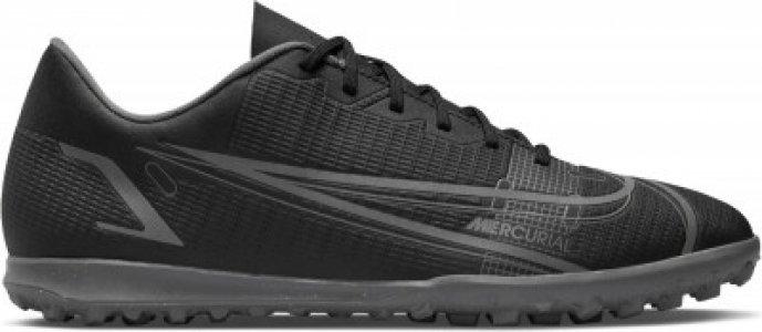 Бутсы мужские Vapor 14 Club Tf, размер 43.5 Nike. Цвет: черный