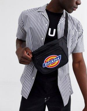 Черная сумка-кошелек на пояс с логотипом Harrodsburg-Черный Dickies