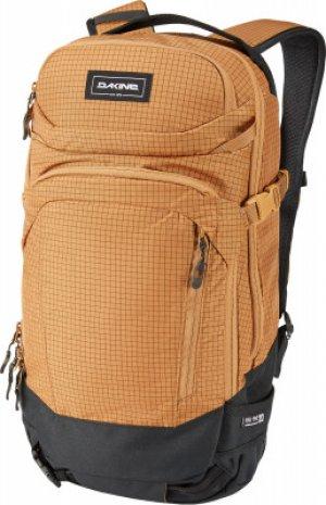 Рюкзак HELI PRO, 20 л Dakine. Цвет: коричневый