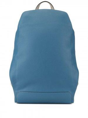 Рюкзак City Bag 27 Hermès. Цвет: синий