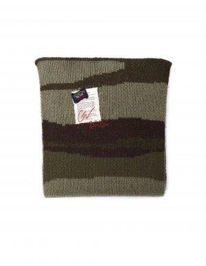 Длинный шарф из шерсти Greg Lauren