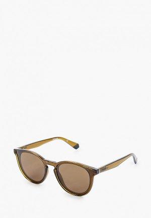Очки солнцезащитные Polaroid 6143/S 09Q. Цвет: коричневый