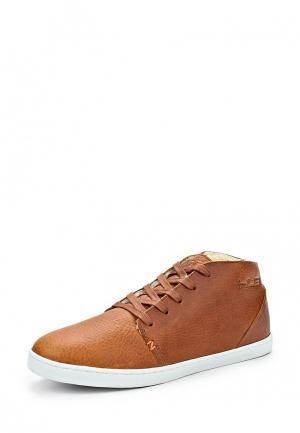 Ботинки Hub HU003AMCYS42. Цвет: коричневый