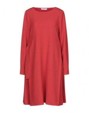 Короткое платье BEATRICE .b. Цвет: красный