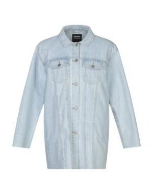 Джинсовая верхняя одежда DR. DENIM JEANSMAKERS. Цвет: синий