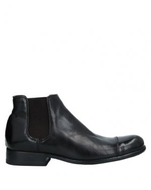 Полусапоги и высокие ботинки ALBERTO FASCIANI. Цвет: черный