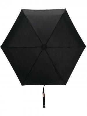 Компактный зонт Hunter. Цвет: черный