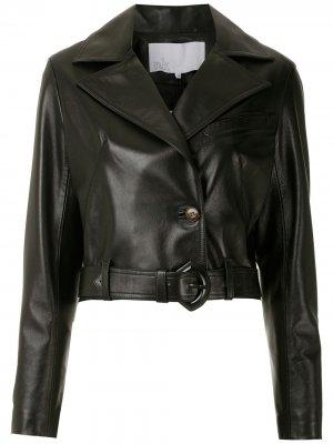 Укороченная куртка Mestico Vicki Nk. Цвет: черный
