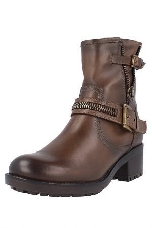 Boots ROBERTO BOTELLA. Цвет: brown