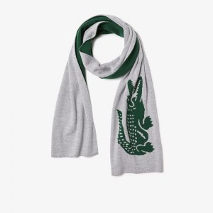Шапки, шарфы и перчатки Шарф Lacoste. Цвет: none