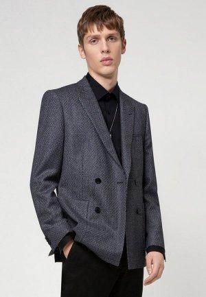 Пиджак Hugo Arti204P1. Цвет: черный