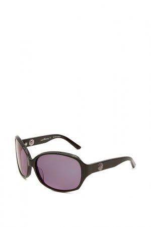 Очки солнцезащитные с линзами John Richmond. Цвет: 01 коричневый