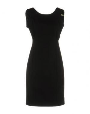 Платье миди H2O ITALIA. Цвет: черный