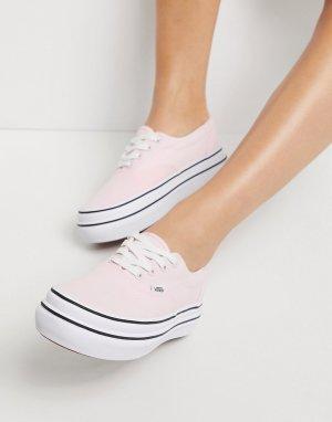 Розовые кеды Super Comfycush Era-Розовый цвет Vans