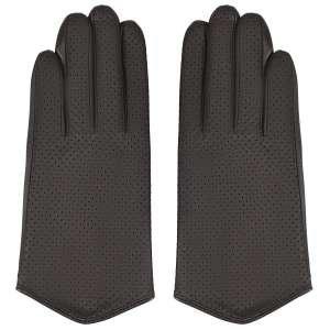 Перчатки Ekonika EN33717-chocolate-21Z. Цвет: коричневый