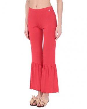 Пляжные брюки и шорты BLUMARINE. Цвет: коралловый