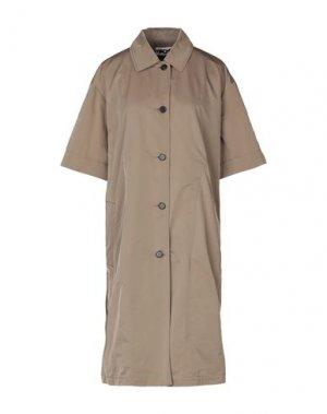 Легкое пальто HACHE. Цвет: охра