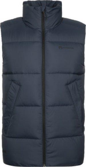 Жилет утепленный мужской , размер 54 Outventure. Цвет: синий