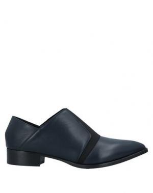 Ботинки ALBERTO FERMANI. Цвет: синий