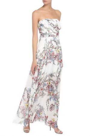 Платье Fervente. Цвет: белый
