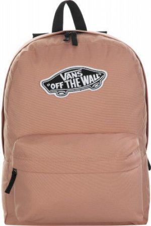 Рюкзак Realm Vans. Цвет: розовый