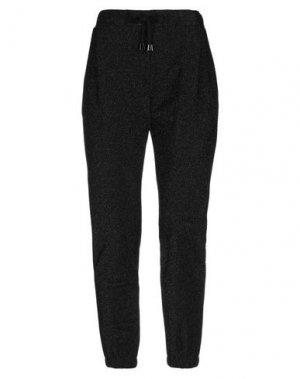 Повседневные брюки PIN UP STARS. Цвет: черный
