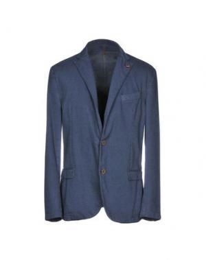 Пиджак ALV ANDARE LONTANO VIAGGIANDO. Цвет: грифельно-синий
