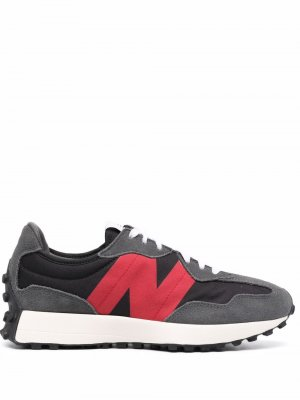 327 low-top sneakers New Balance. Цвет: черный