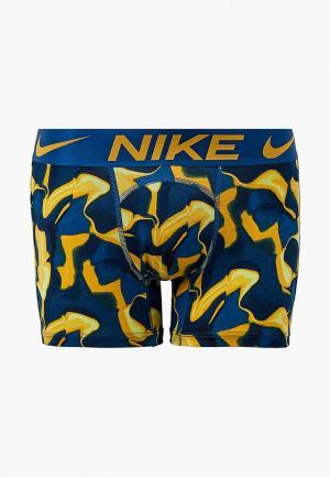Трусы Nike LUXE COTTON MODAL. Цвет: разноцветный