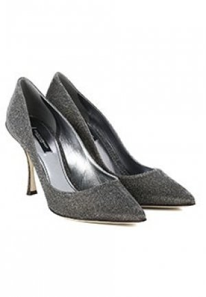 Туфли DOLCE&GABBANA. Цвет: серый