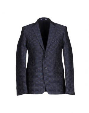 Пиджак KENZO. Цвет: темно-синий