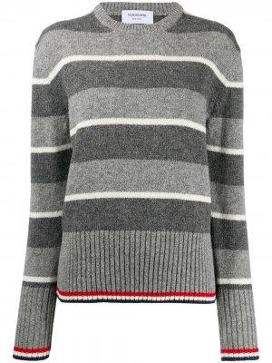 Пуловер свободного кроя Thom Browne